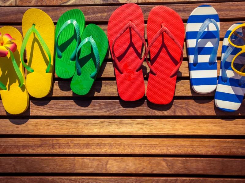 seaside family vacation