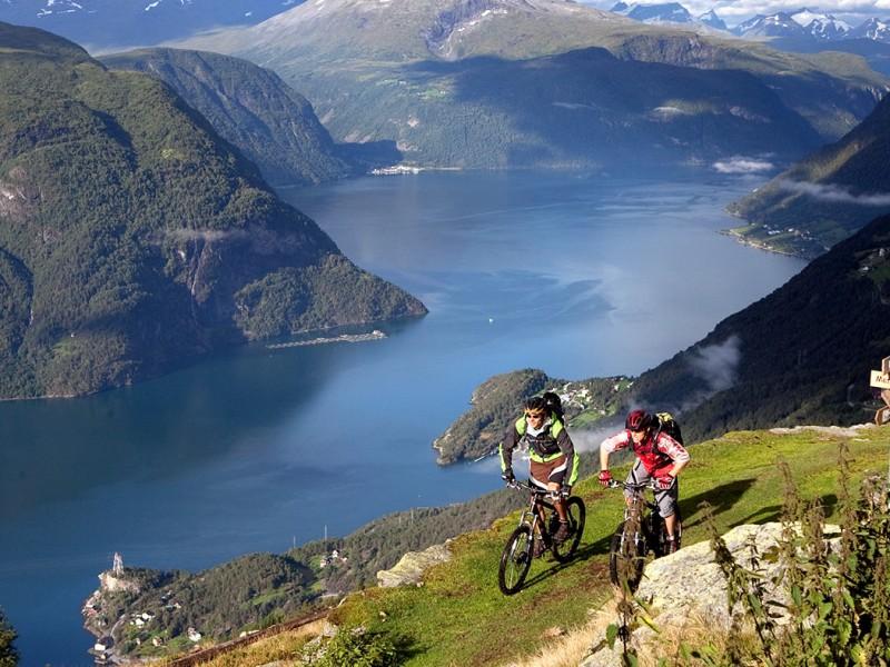 bisiklet norvec