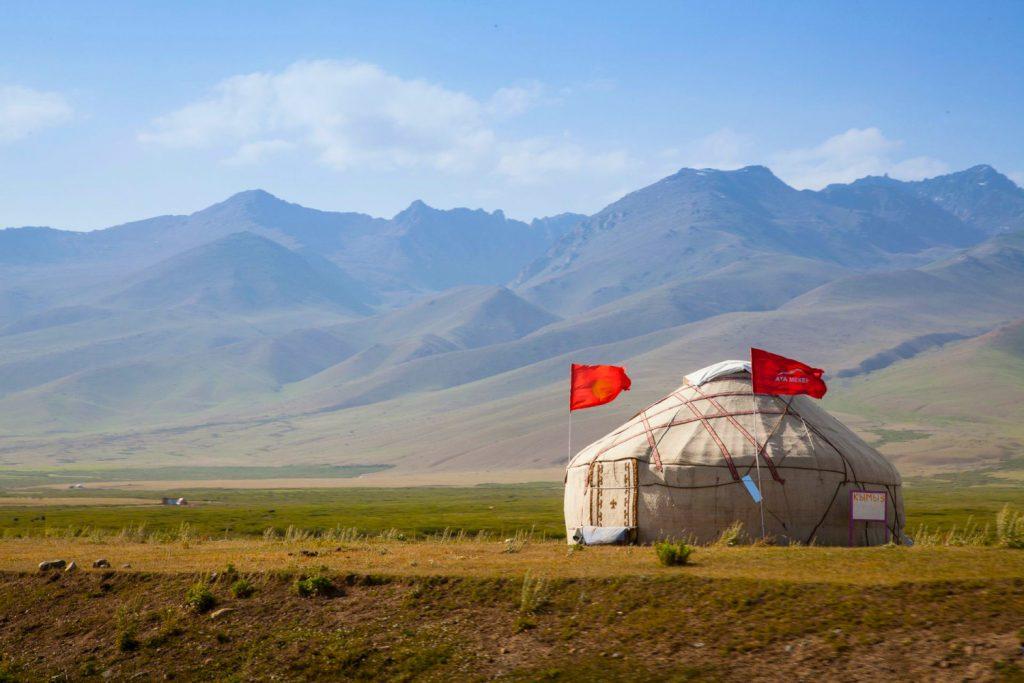 cadır kırgızistan