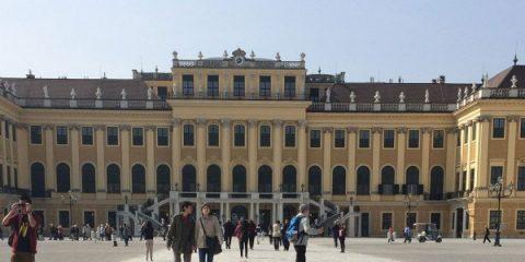 Prenseslere layık bir doğumgünü için istikamet Viyana Schonbrunn Sarayı