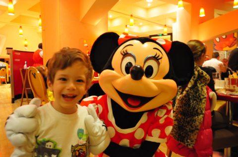 Çocuk Dostu Oteller: Disneyland Hotel