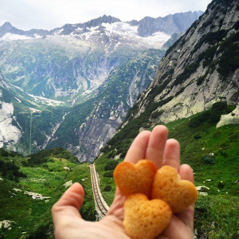 Isviçre Alplerine Gitme  Zamanı: Hoşgeldin Heidi!