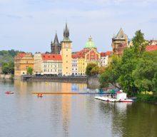 Prag'da Çocuklar Bu Treni Görmeli!