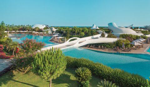 Konforlu, Dinlendirici ve Eğlenceli: Cornelia Diamond Golf Resort Spa