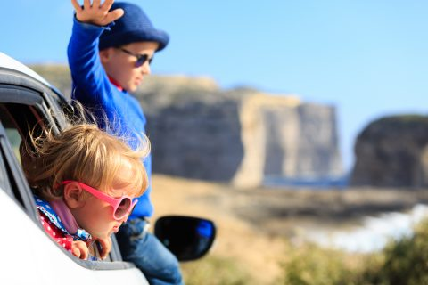Çocuklarla Eğlenceli Araba Yolculuğu Oyunları