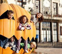 Cadılar Bayramı için Avrupa'da Beş Yer