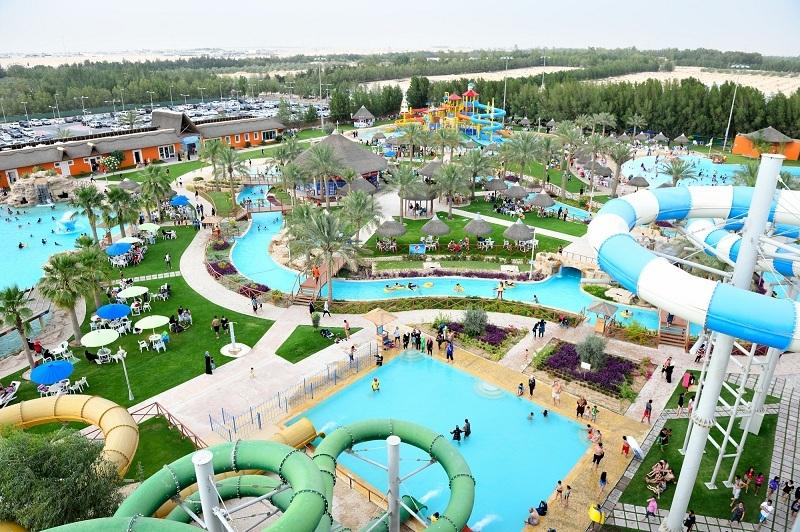doha aqua park