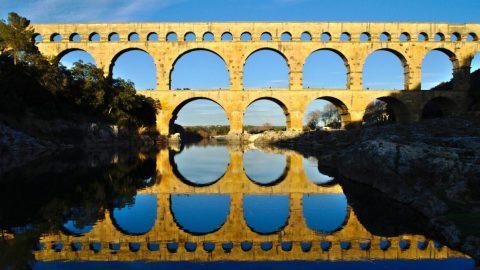 Fransa'da Görmeniz Gereken Yerler: Pont Du Gard