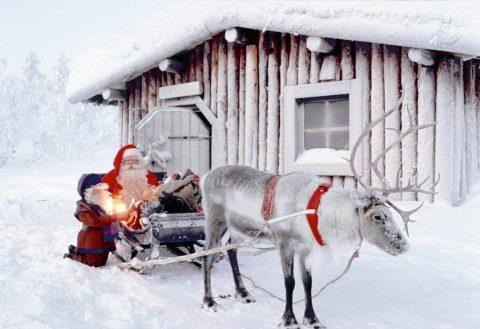 Noel Baba Aç Kapıyı Biz Geldik