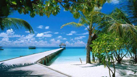 Yaşasın Tatil! Haydi Çocuklarla Maldivler'e